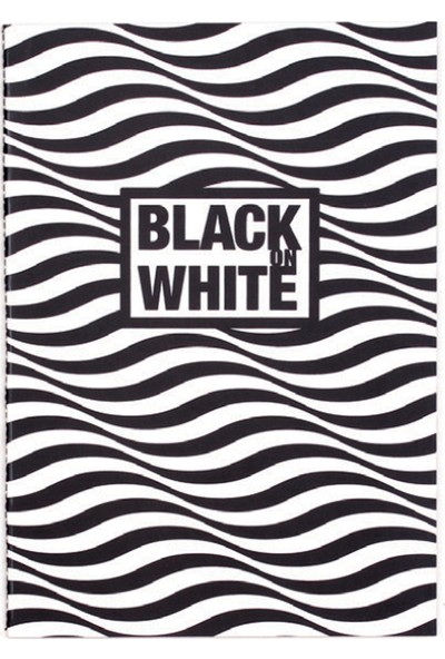 Container Black on White 16,5*23,5 20Yp.Df.Wawe