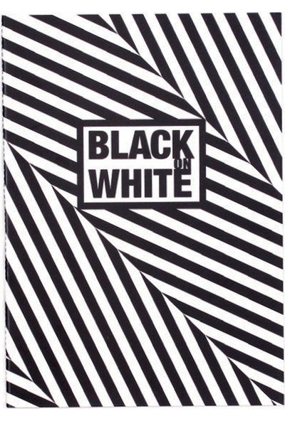 Container Black on White 16,5*23,5 20Yp.Df.Eclecti