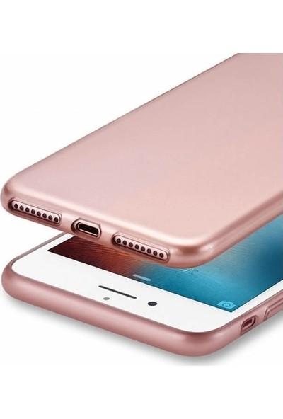 Ehr. Nokia 2 Priming Mat Silikon Arka Kapak Kılıf Gold + Nano Ekran Koruyucu