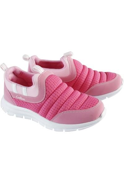 Callion Kız Çocuk Spor Ayakkabı 31-35 Numara Pembe