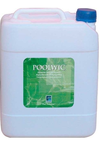 Gemaş Poolwic Kış Bakım Ürünü 10 kg