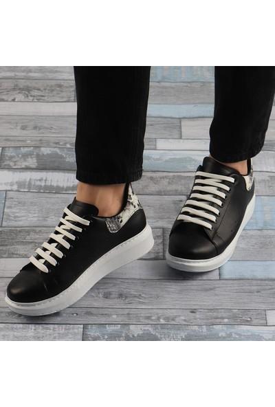 Annamaria Siyah Günlük Kadın Spor Ayakkabı
