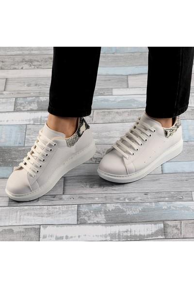 Annamaria Beyaz Günlük Kadın Spor Ayakkabı