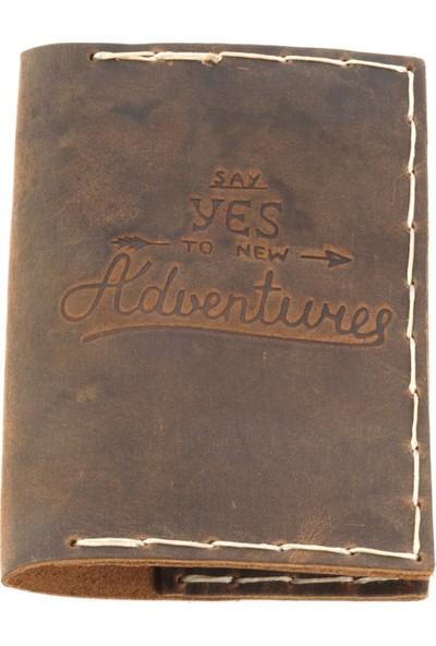 Aşkı Bulacaksın Say Yes To New Adventures Kahverengi