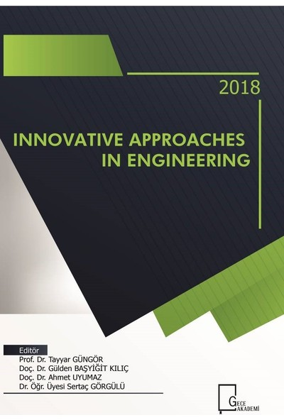 Innovative Approaches İn Engıneering