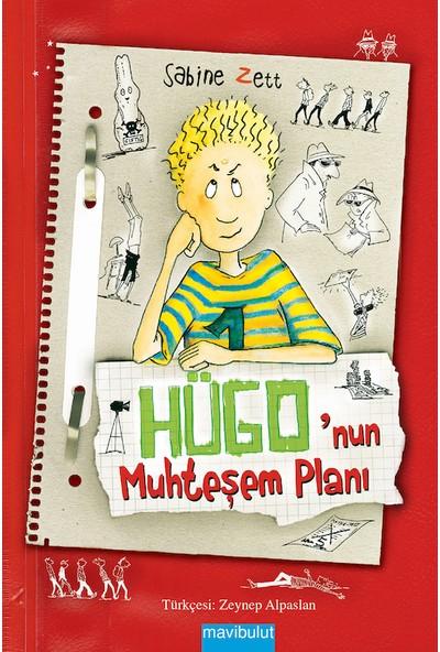 Hugo'Nun Muhteşem Planı-Sabine Zett