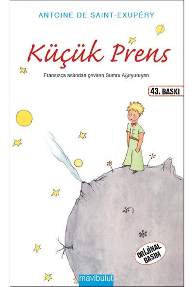 Küçük Prens (Ciltsiz) - Antonie de Saint- Exupery- Sesli Kitap