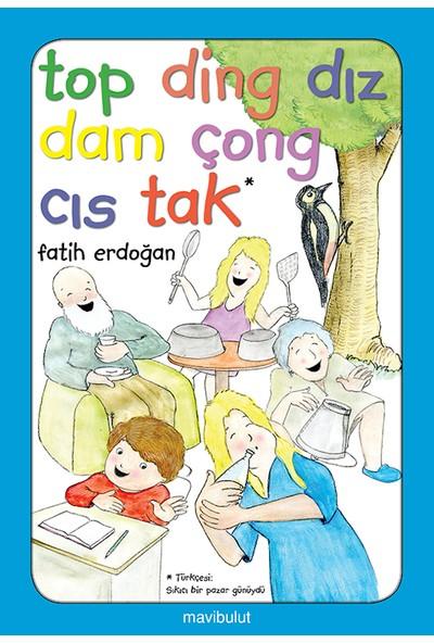 Top Ding Dız Dam Çong Cıs Tak