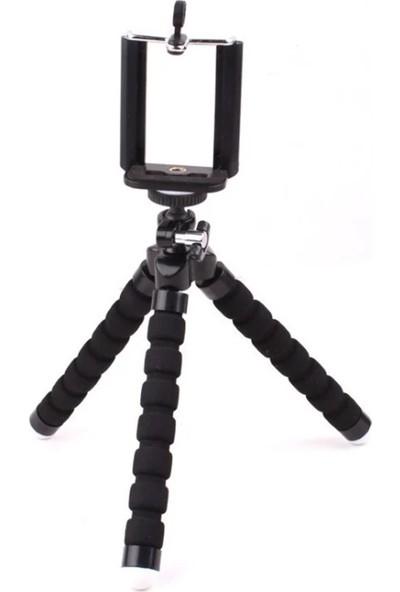 Kyrotech Ahtapot Tripod Kamera Cep Telefonu Tripodu Stand Çubuğu Mini Tripod