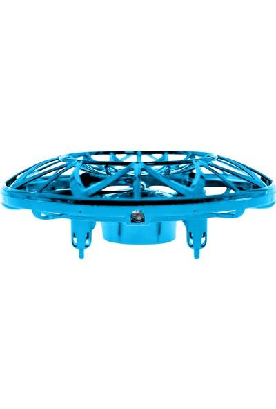 GANG GD011 Mi̇ni̇ Drone Mavi̇