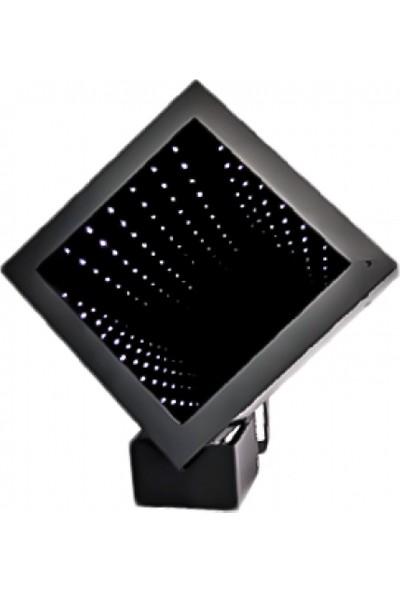 Eclips Derin Huzmeli Beyaz LED Tunnel