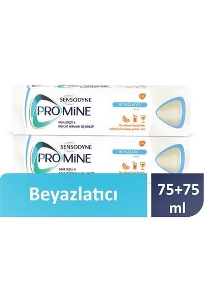 Sensodyne Promine Beyazlatıcı 75 ml - 2'li