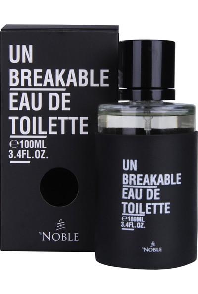 Noble Erkek Parfüm Unbreakable Black Edt 100 ml