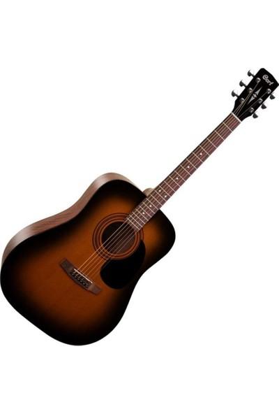 Cort Ad810SSB Sunburst Akustik Gitar (Kılıf Hediyeli)