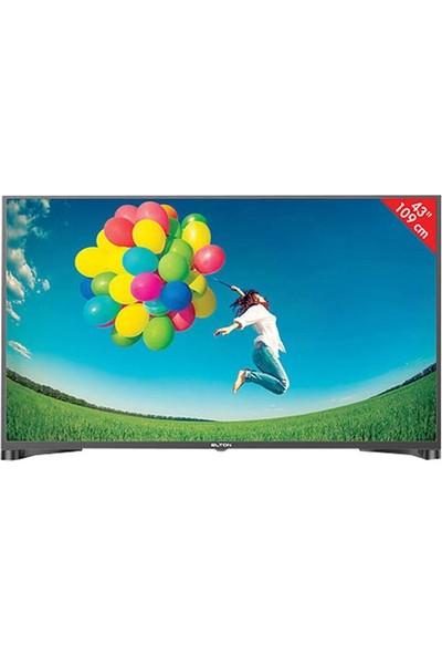 """Elton EL43DLK010 43"""" 109 Ekran Uydu Alıcılı Full HD LED TV"""