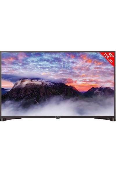 """Elton EL49DLK1705 49"""" 123 Ekran Uydu Alıcılı Full HD LED TV"""