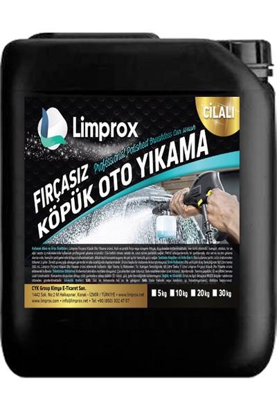 Limprox Konsantre Fırçasız Oto Yıkama Köpük Şampuanı | 5 Kg