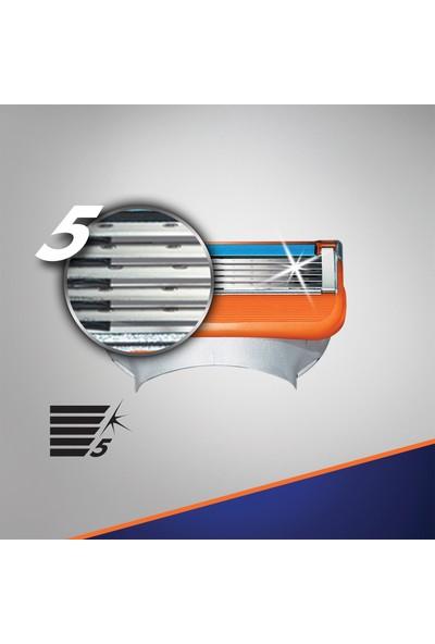 Gillette Fusion Power 8'li Yedek Tıraş Bıçağı Karton Paket