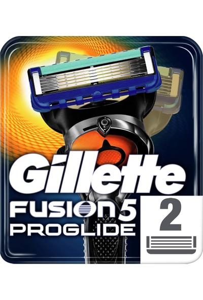 Gillette Fusion ProGlide 2'li Yedek Tıraş Bıçağı