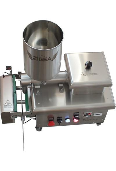 Zigea Otomatik Kebap Şişleme Makinası