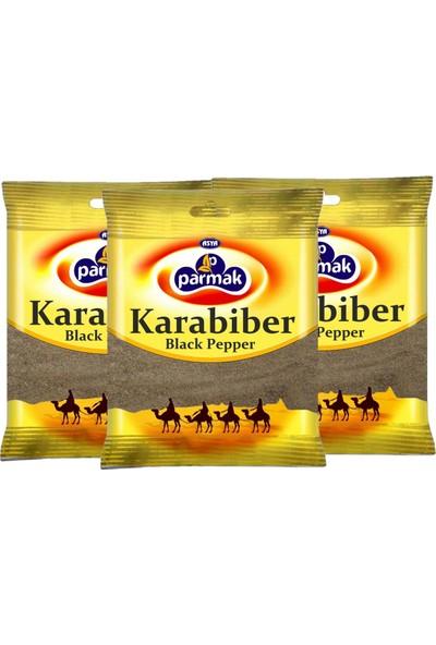 Parmak Baharat Karabiber 60 gr 3' lü