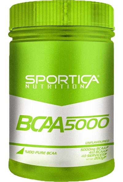 Sportica Nutrition %100 Pure Bcaa Aromasız 200 gr