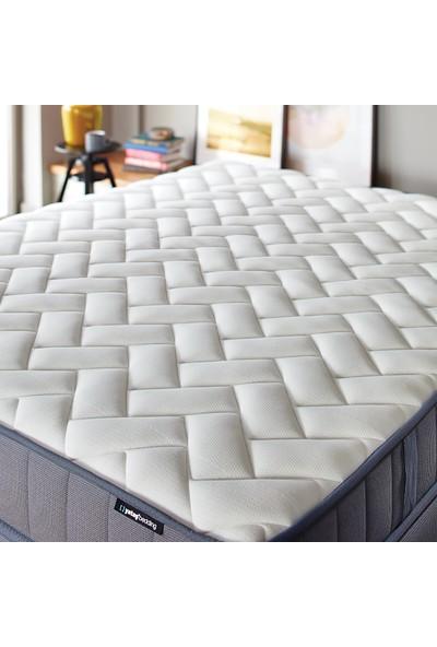 Yataş Bedding WOOL SENSE DHT Yaylı Seri Yatak (Tek Kişilik - 90x200 cm)