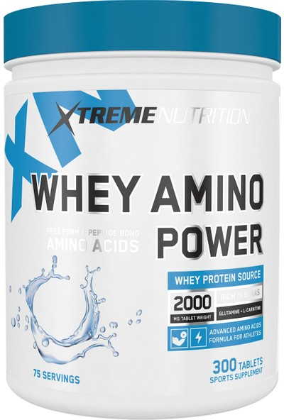 Xtreme Amino Whey 300 Tablet