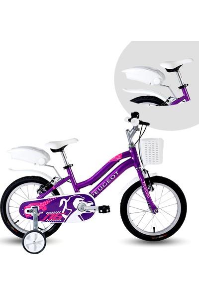 Peugeot J16 Girl Kid 250H 16 Jant Bisiklet Kız Çocuk Bisikleti Fujya