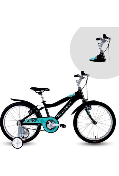 Peugeot J20 Boy 285H 20 Jant Bisiklet Erkek Çocuk Bisikleti Siyah