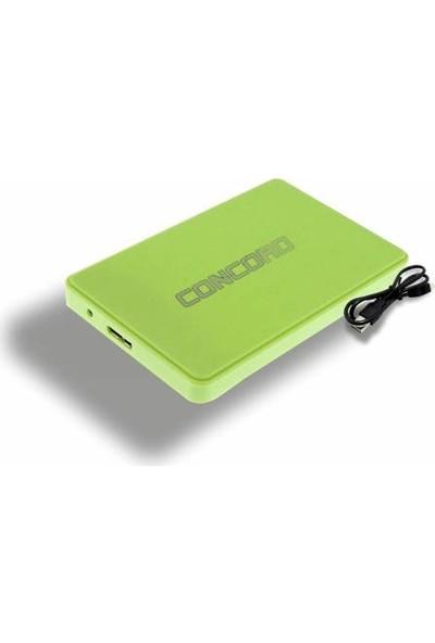 Concord C-854 | 2.5 Inc USB 2.0 Harici HDD Sata HDD Kutu