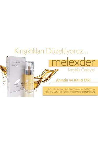 Melexder Kırışıklık Karşıtı Serum 30 ml (Anında Etki)