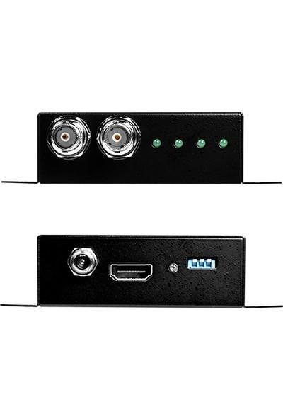 Yuan HDMI To SDI Dönüştürücü