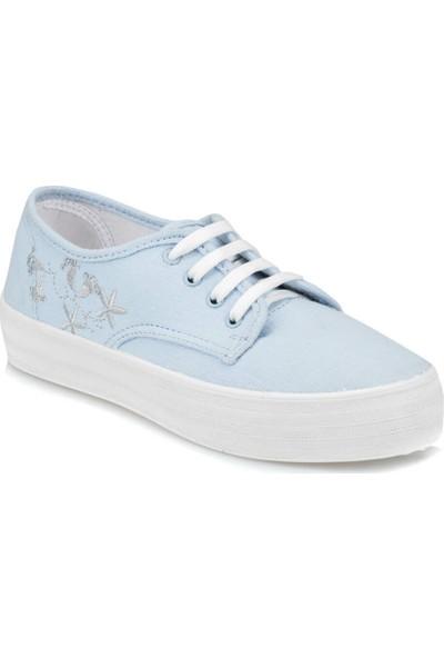 Polaris 91.313367.Z Mavi Kadın Sneaker Ayakkabı