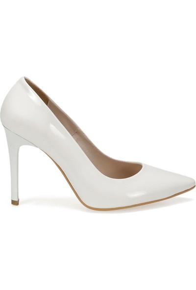 Butigo 19S-429 Beyaz Kadın Ayakkabı