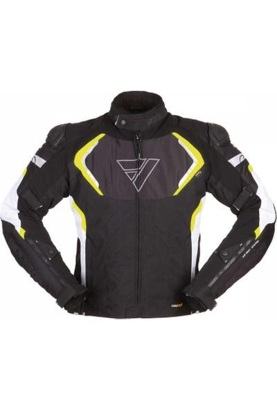 Modeka Etosha Spor Ceket Si̇yah / Sarı