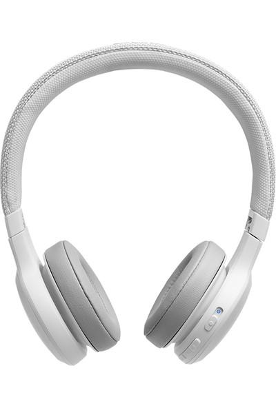 JBL LIVE400BT Mikrofonlu Kulaküstü Kablosuz Beyaz Kulaklık