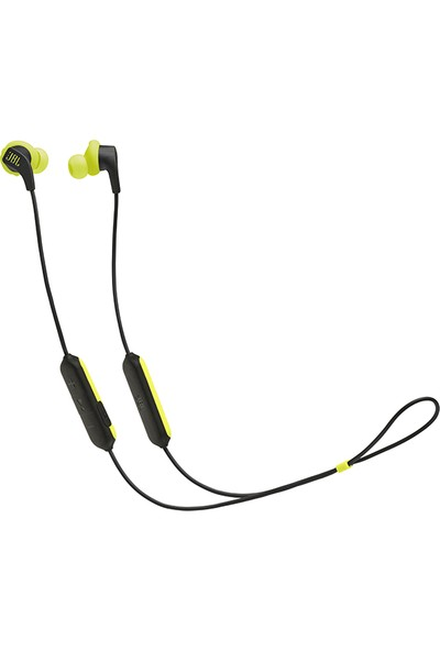 JBL Endurance Run Mikrofonlu Kulakiçi Kablosuz Siyah-Sarı Kulaklık