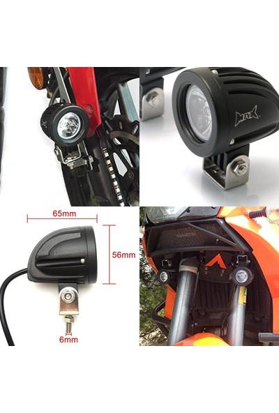 ModaCar Oldy 10 Watt Magnum Led Motosiklet Farı 425437