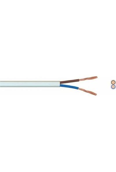 Kablo 2x1,5 Ttr Çok Telli̇ Kablo 50 mt