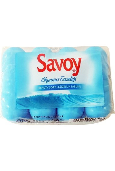 Savoy 4X70 Güzelli̇k Sabunu
