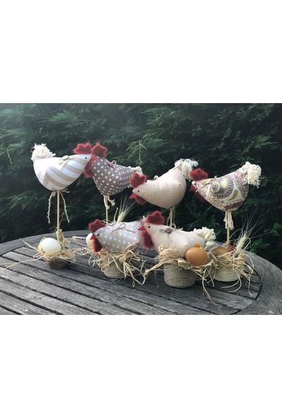Db Handmade Arts & Crafts Sevi̇mli̇ Tavuklar