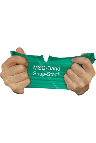 Egzersi̇z ve Pi̇lates Bandi Mvs Moves Band Msd Band