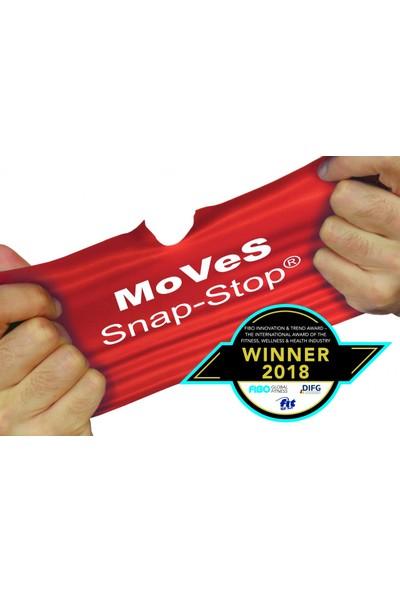 Pi̇lates Egzersi̇z Lasti̇ği̇ Mvs Moves Band Msd