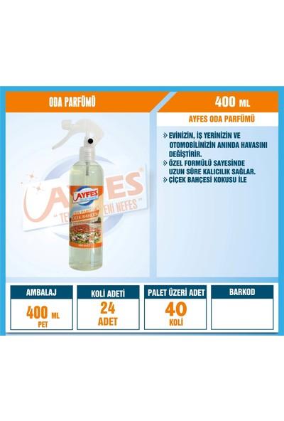 Ayfes Oda Parfümü Çi̇çek Bahçesi̇ 400 ml 24'lü