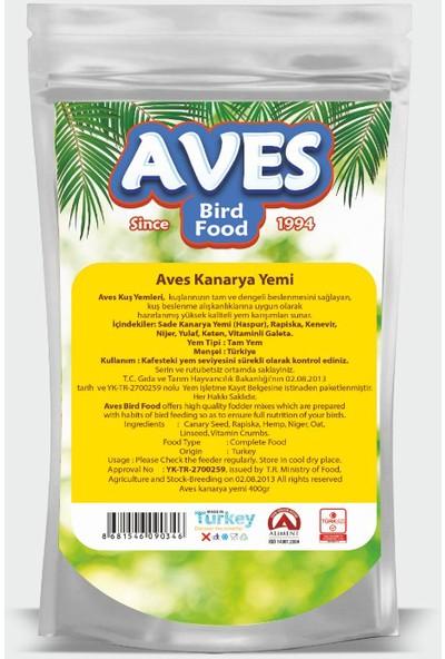 Aves Kanarya Yemi 400 gr x 15 Adet