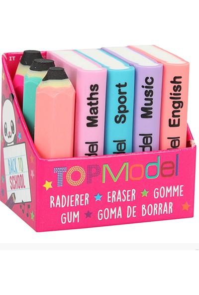 Top Model Silgi Seti Mini Kitap