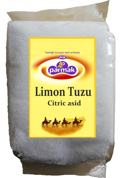 Parmak Baharat Limon Tuzu Ince 1 kg