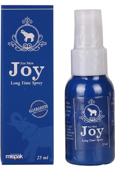 Joy For Men Sprey 25 ml