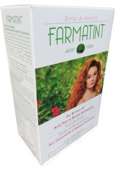 Farmatint 7m Kızıl Sarı Amonyaksız Set Boya 150 ml